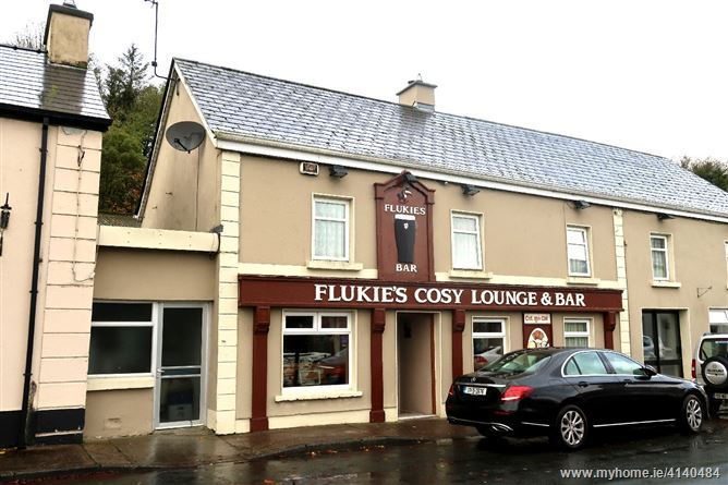 Flukie's Residential Licensed Premises Belcarra , Castlebar, Mayo