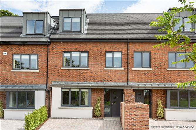 4 bed family homes - Station Manor, Station Road, Portmarnock