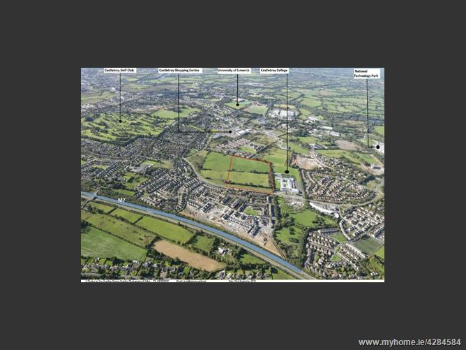 Prime Residential Development Land, Monaleen, Castletroy, Limerick