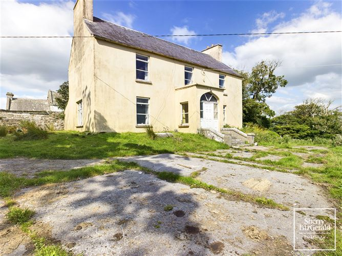 Main image for Lot 1 Moymore House On 17.66 Acres,Moymore,Liscannor,Co Clare