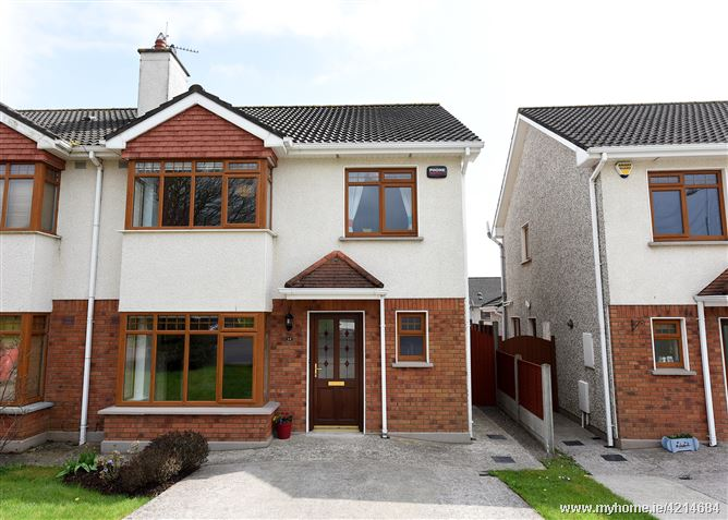 18 The Coppins, Herons Wood, Carrigaline, Cork