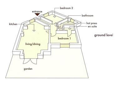 1 Block D Garden Apartments, Devoy Quarter, Naas, Co Kildare, W91 PC65