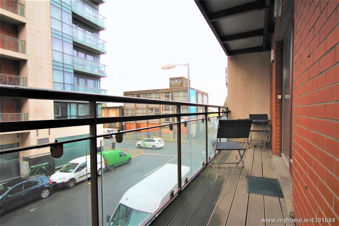 Main image for Apartment 64, Block B, Castleforbes Square, IFSC, Dublin 1