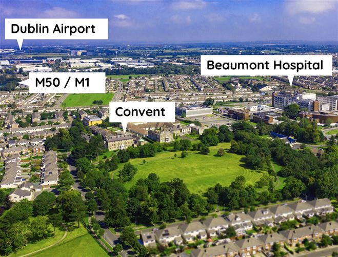 Main image for Beaumont Convent, Beaumont,   Dublin 9