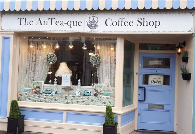 The An Tea-que Cafe, Main Street, Clane, Kildare