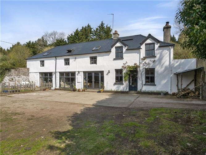 Main image for The Steading (On 7.65 Acres), Drummin East, Delgany, Co. Wicklow