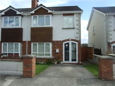 Main image of 27 The Close, Curragh Grange, Newbridge, Kildare