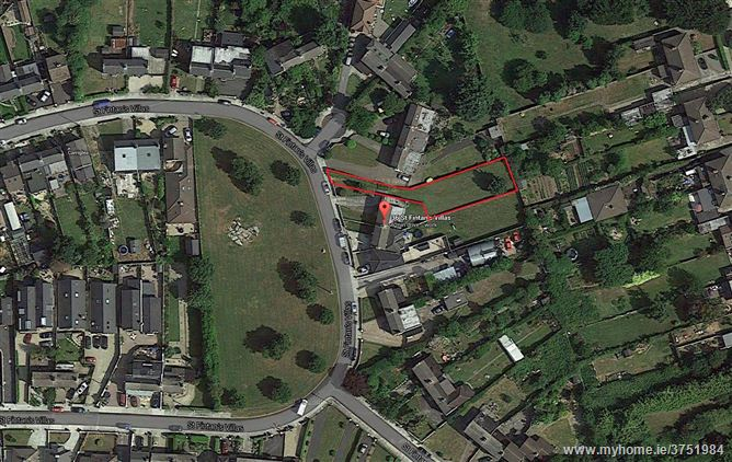 Site at 36 Fintan's Villas, Deansgrange, County Dublin