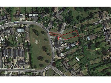 Photo of Site at 36 Fintan's Villas, Deansgrange, County Dublin