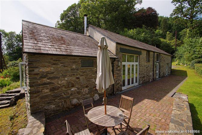 Stabal Pant y Lludw,Machynlleth, Gwynedd, Wales