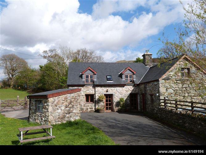 Cae Merllen,Dolgellau, Gwynedd, Wales