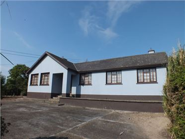 Photo of Bungalow on c. 1.4 Acres, Duncormick, Wexford