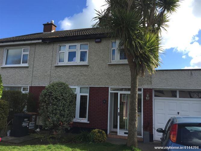 Suburban family home by the sea, Dublin