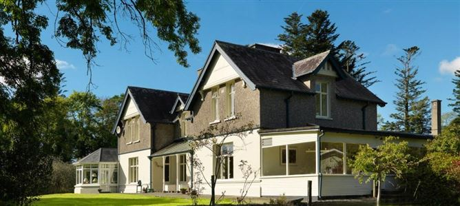 Main image for Dunkerron House,Dunkerron, Sneem Road, Kenmare, County Kerry