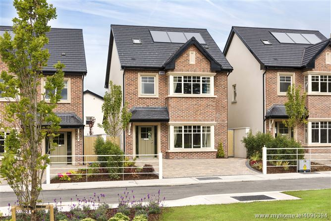 Oldtown Walk, Oldtown Demesne, Naas, Co. Kildare - 4 Bedroom Semi-detached