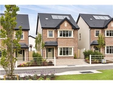 Main image of Oldtown Walk, Oldtown Demesne, Naas, Co. Kildare - 4 Bedroom Semi-detached