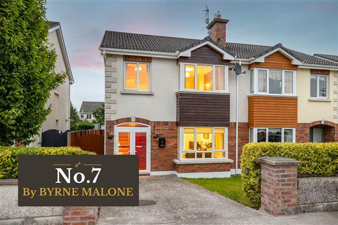 Main image for 7 The Crescent, Curragh Grange, Newbridge, Kildare