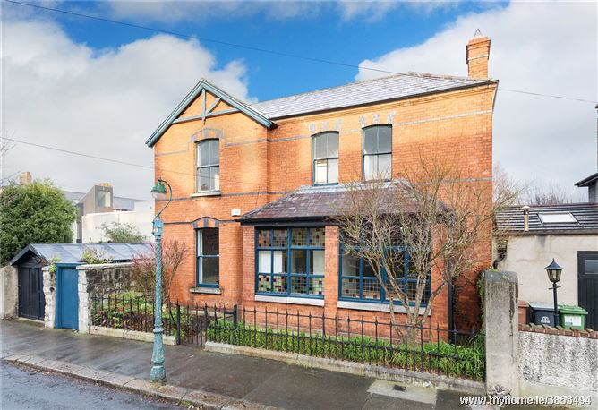 1 Castlewood Park, Rathmines, Dublin 6