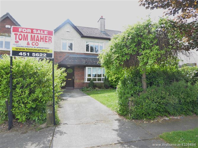 Main image for 24, Ellensborough Crescent, Kiltipper, Tallaght, Dublin 24