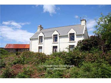Photo of Farmhouse on c.27 Acres at Knockroe, Cahermore, Beara, West Cork