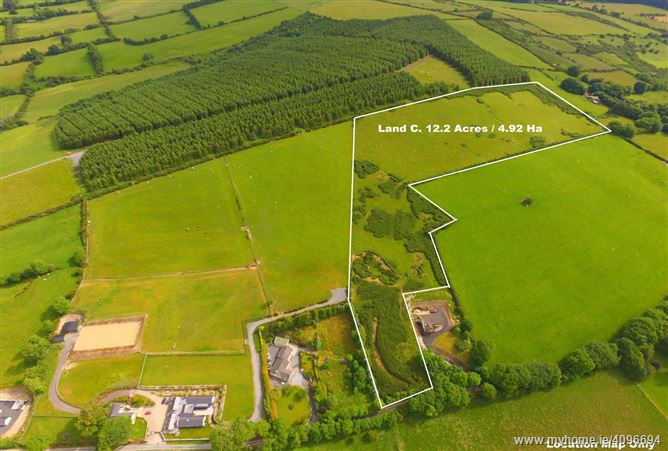 Land c. 12.2 Acres / 4.9 HA, Slieverue, Ballymore Eustace, Kildare