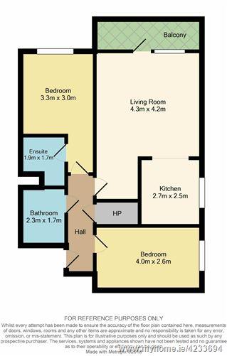 Apartment 6, Block 4 The Watermill, Raheny, Dublin