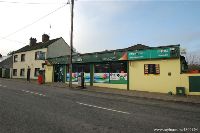 Mulligans Foodstore and Residence, Dromiskin, Louth