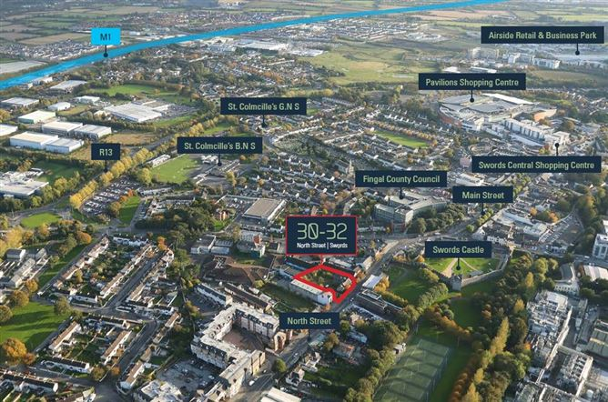 Main image for 30-32 North Street Swords Co. Dublin