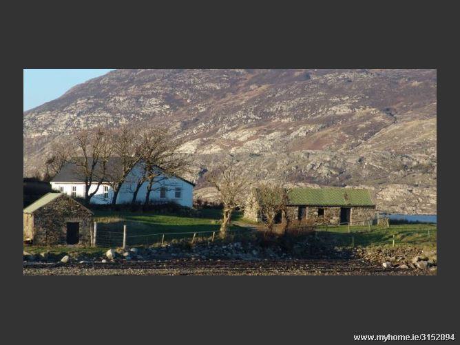 Cottage 101 ,Ross, Moyard,  Galway