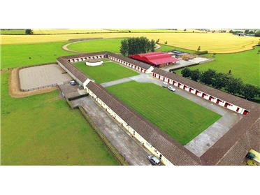 Photo of Bert House Stud, Athy, Kildare on c.58 acres