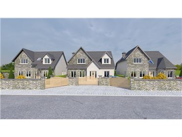 Main image of Walshestown, Athgarvan Road, Newbridge, Co. Kildare Site with F.P.P. for 3 detached houses.