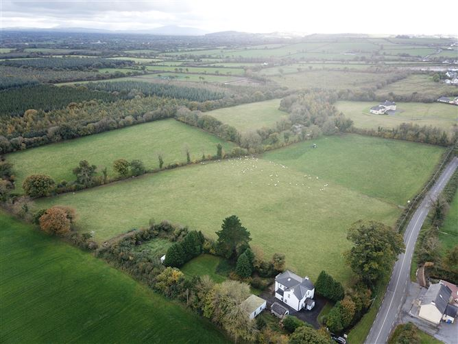 Lands 12.8 Acres at Bonnettstown,Tullaroan Road