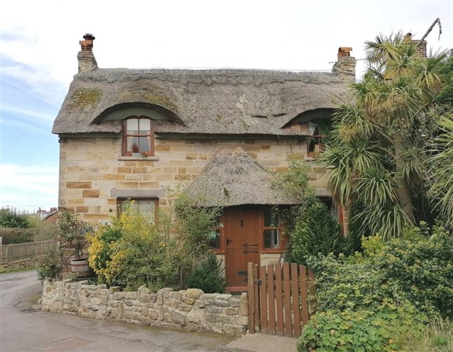 Sunnybank Thatch,Hinderwell,North Yorkshire,United Kingdom