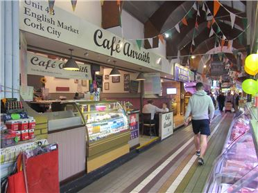 Photo of Cafe Anraith, Unit 4B, English Market,, City Centre Sth, Cork City