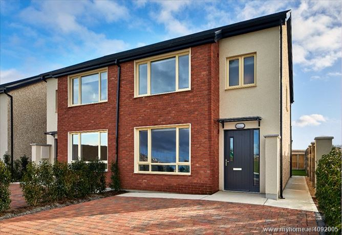 3 Bedroom Semi-D, The Park at Hansfield, Dublin 15