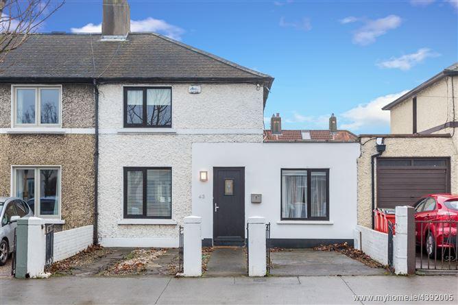 43 Collins Avenue, Donnycarney, Dublin 9