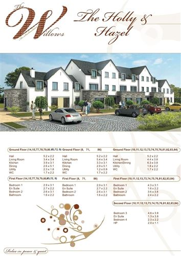 Main image for The Hazel, No 10 & 11, The Willows, Raheen, Athenry, Galway