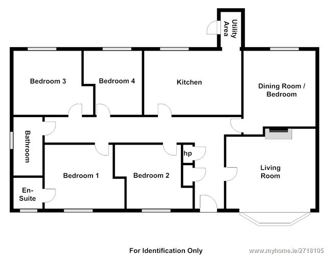 House projects plans ireland - House plans