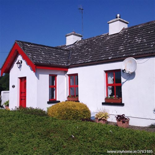 Bramble Cottage, Oghilly, Gorteeny, Woodford, Galway