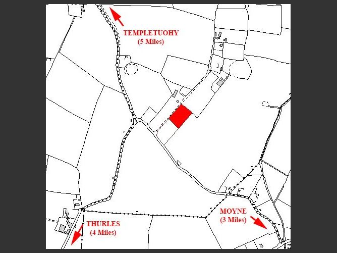 Main image for One Acre Site,Athnid,Thurles,Co. Tipperary