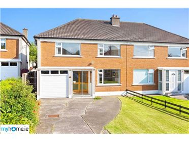 Main image of 35 Leopardstown Grove, South County Dublin, Stillorgan, Co. Dublin, A94 DW30