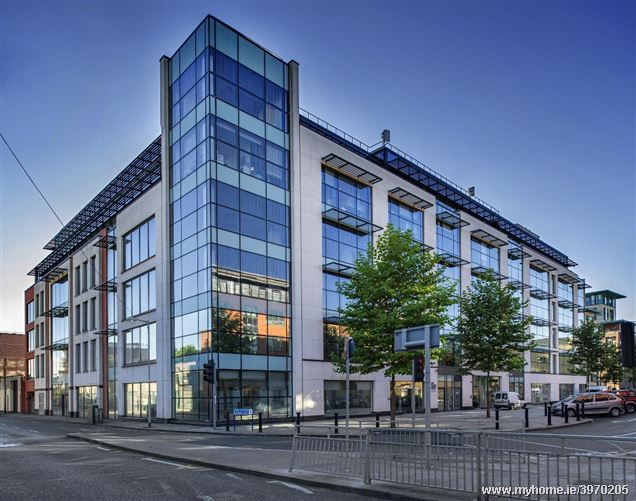 The Infinity Building , George's Lane, Smithfield, Dublin 7