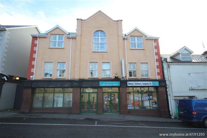 48/50 Lower Main Street, Letterkenny, Donegal