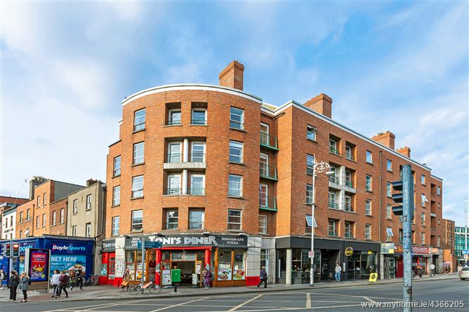 14 Harcourt Hall, Charlotte Way, South City Centre, Dublin 2