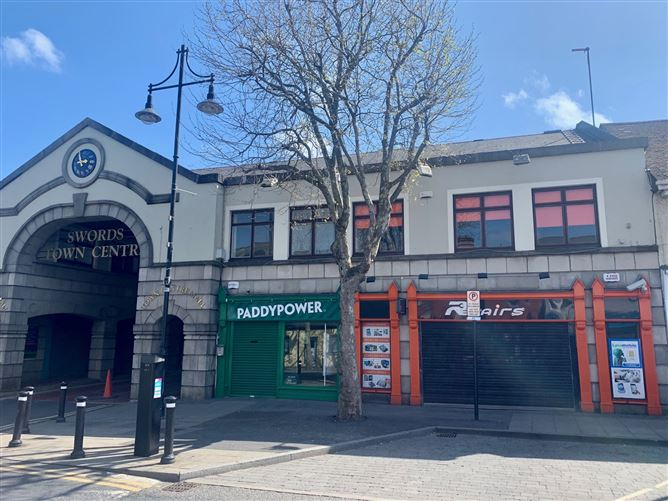 Main image for Unit 25, Town Centre Mall, Swords, County Dublin