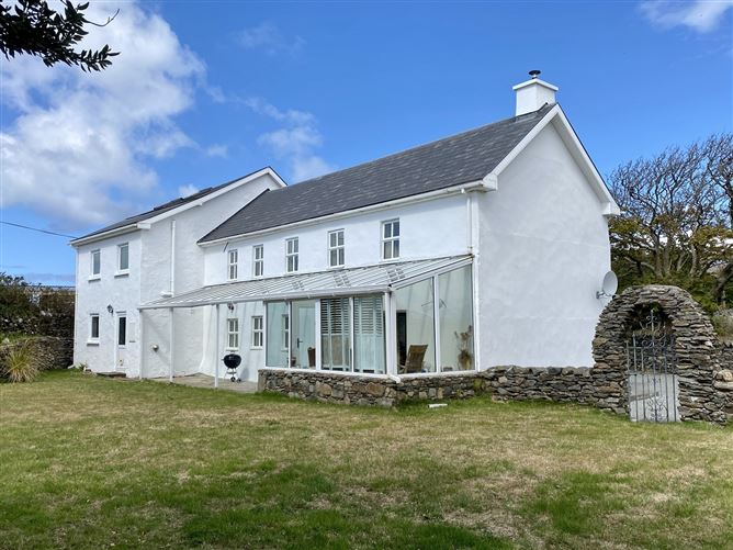 Main image for The Old House Sheeauns, Cleggan, Galway, H71 KF60