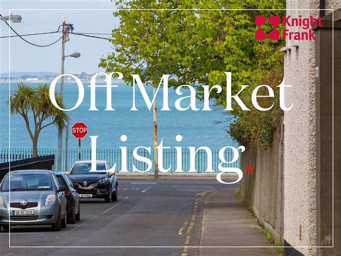 Main image for Off Market Listing, Monkstown, Dublin