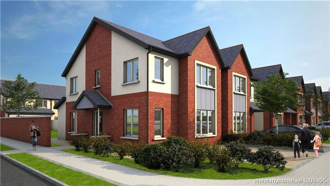 Type C House, Dun Eimear New Homes, Eastham Road, Bettystown, Co Meath