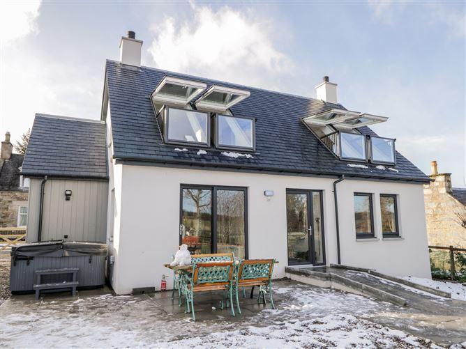 Main image for Berg Cottage, TOMINTOUL, Scotland