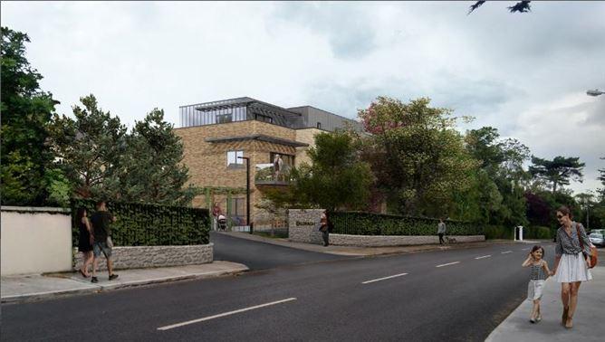 Main image for 2 Bed Penthouse, Caldragh, Saval Park Road, Dalkey, Dublin